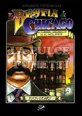 ASSASSINI VITTORIANI #     2: LA BESTIA DI CHICAGO