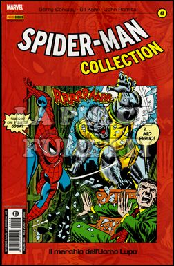 SPIDER-MAN COLLECTION #    43: IL MARCHIO DELL'UOMO LUPO