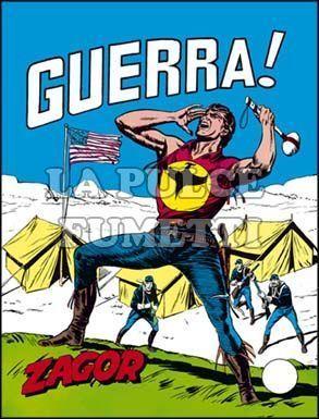 ZENITH #    82 - ZAGOR  31: GUERRA!