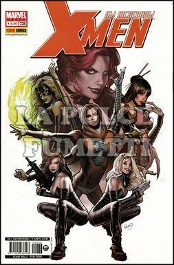 INCREDIBILI X-MEN #   236