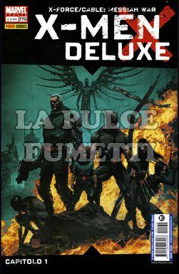 X-MEN DELUXE #   179 - MESSIAH WAR 1