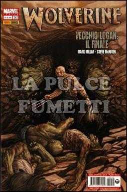 WOLVERINE #   242 - VECCHIO LOGAN