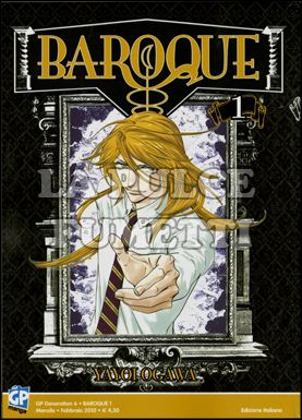 GP GENERATION #     6 - BAROQUE  1