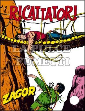 ZENITH #    86 - ZAGOR  35: I RICATTATORI