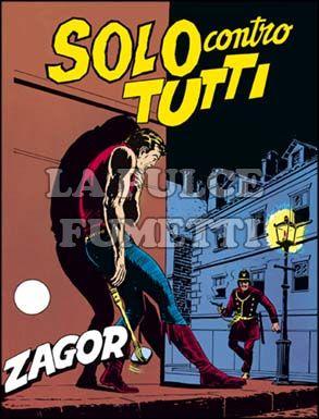ZENITH #    87 - ZAGOR  36: SOLO CONTRO TUTTI