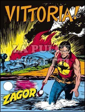 ZENITH #    92 - ZAGOR  41: VITTORIA