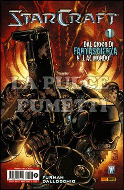 PANINI COMICS MIX #     8 - STARCRAFT  1