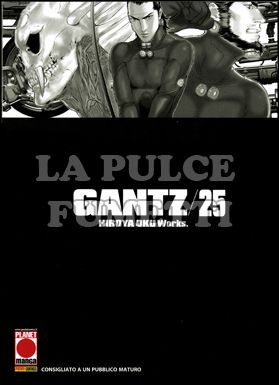 GANTZ #    25