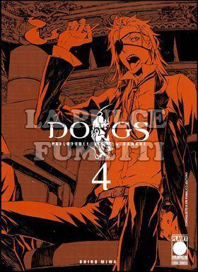 DOGS PALLOTTOLE E SANGUE #     4