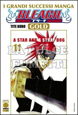 BLEACH GOLD #    11