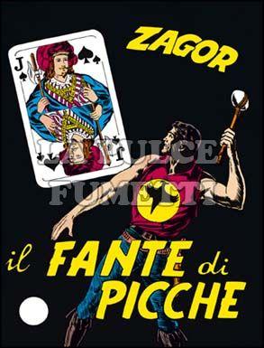 ZENITH #    97 - ZAGOR  46: IL FANTE DI PICCHE