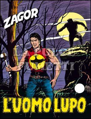 ZENITH #   100 - ZAGOR  49: L'UOMO LUPO