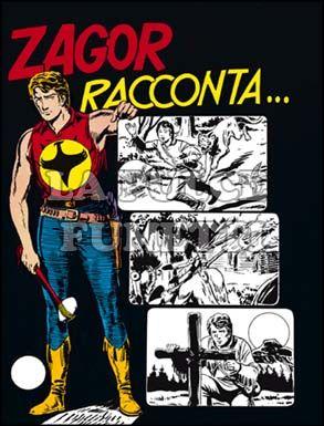 ZENITH #   106 - ZAGOR  55: ZAGOR RACCONTA...