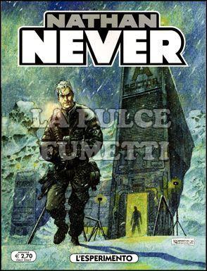 NATHAN NEVER #   225: L'ESPERIMENTO