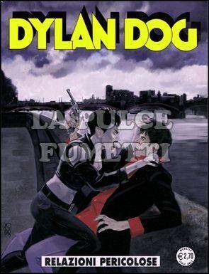DYLAN DOG ORIGINALE #   282: RELAZIONI PERICOLOSE