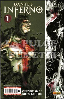 PANINI COMICS PRESENTA #    13 - DANTE'S INFERNO  1