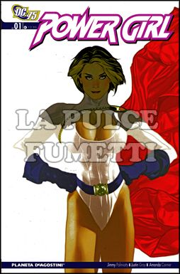 POWER GIRL #     1