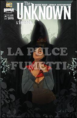 UNKNOWN - L'IGNOTO #     4