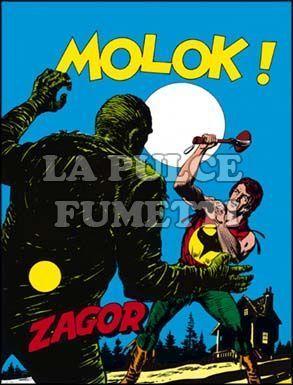 ZENITH #   128 - ZAGOR  77: MOLOK!