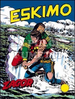 ZENITH #   130 - ZAGOR  79: ESKIMO