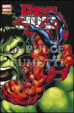 DEVIL E HULK #   159