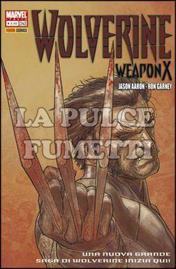 WOLVERINE #   243