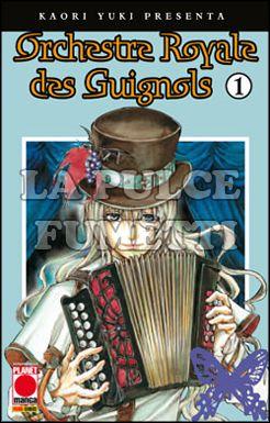 KAORI YUKI PRESENTA #    17 -  1 ORCHESTRE ROYAL DES GUIGNOLS