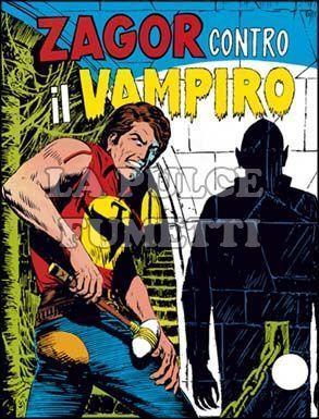 ZENITH #   137 - ZAGOR  86: ZAGOR CONTRO IL VAMPIRO