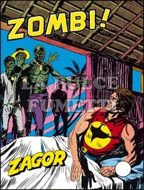 ZENITH #   146 - ZAGOR  95: ZOMBI!