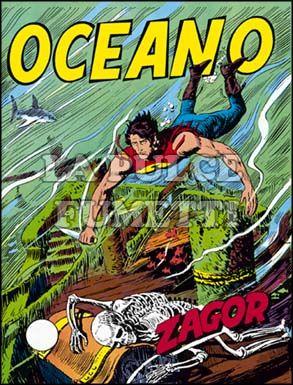 ZENITH #   148 - ZAGOR  97: OCEANO