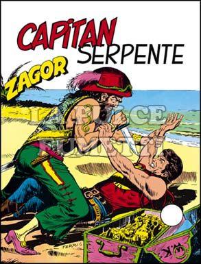 ZENITH #   150 - ZAGOR  99: CAPITAN SERPENTE