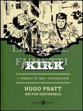 SGT. KIRK #     2: L'ASSALTO DEI COMANCHE