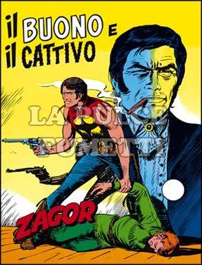 ZENITH #   155 - ZAGOR 104: IL BUONO E IL CATTIVO