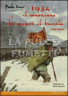 1432 - IL VENEZIANO CHE SCOPRI' IL BACCALA'