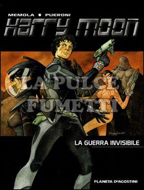 HARRY MOON #     1: LA GUERRA INVISIBILE