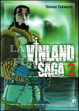 ACTION #   198 - VINLAND SAGA  2
