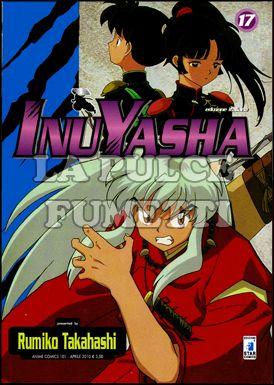 ANIME COMICS #   101 - INUYASHA 17