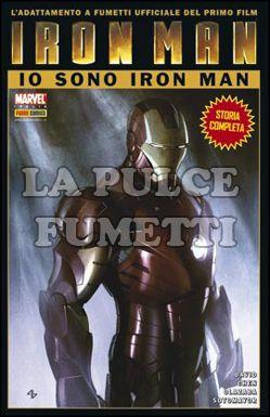 SPECIAL EVENTS #    69 - IO SONO IRON MAN FILM A FUMETTI