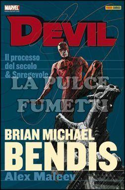 DEVIL - BENDIS COLLECTION #     2: IL PROCESSO DEL SECOLO - SPREGEVOLE