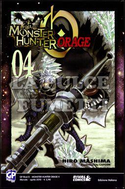 GP RIVAL #     8 - MONSTER HUNTER ORAGE  4