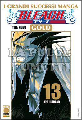 BLEACH GOLD DELUXE #    13