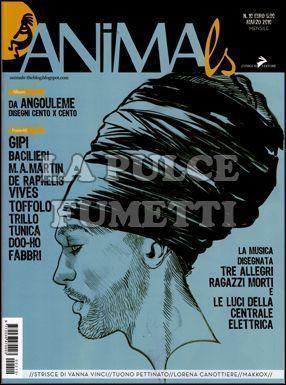 ANIMALS #    10