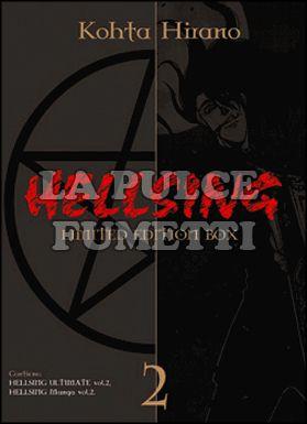 HELLSING ULTIMATE #     2 - DVD + MANGA