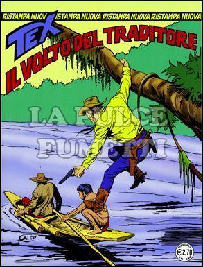 TEX NUOVA RISTAMPA #   252: IL VOLTO DEL TRADITORE