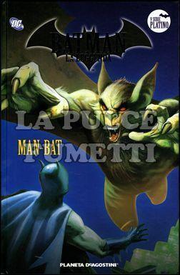 BATMAN LA LEGGENDA #    85: MAN-BAT