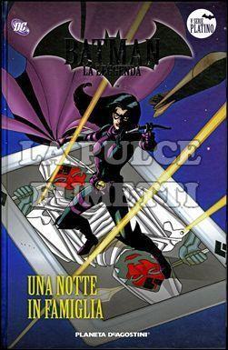 BATMAN LA LEGGENDA #    86: UNA NOTTE IN FAMIGLIA