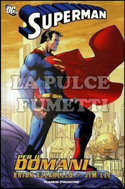 SUPERMAN: PER IL DOMANI