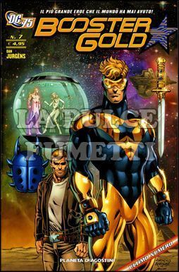BOOSTER GOLD #     7
