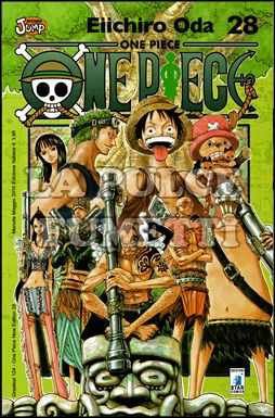 GREATEST #   124 - ONE PIECE NEW EDITION 28