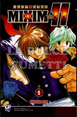 GP HERO #     8 - MIXIM 11  1